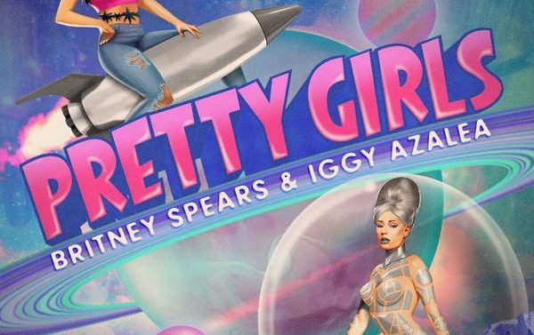 Pretty Girls Iggy Azalea Britney Spears