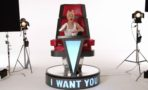Christina Aguilera imita cantantes famosas The