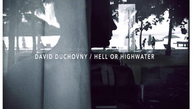 David Duchovny lanza su primer álbum