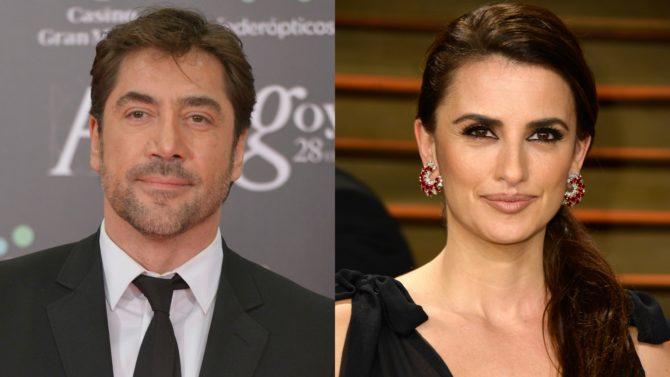 Javier Bardem y Penelope Cruz protagonizarán
