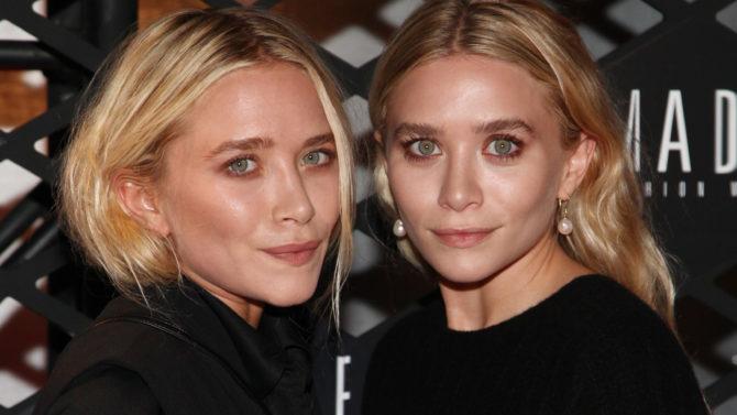 Mary Kate Ashley Olsen no estarán