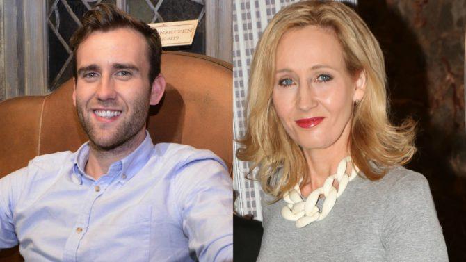 J.K. Rowling se escandalizó por fotos