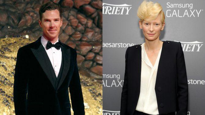 Tilda Swinton se une a Benedict