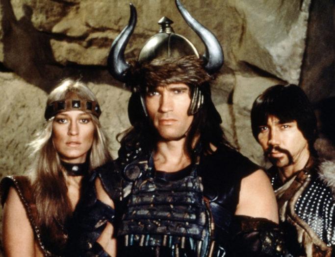 "1982 – ""Conan The Barbarian"""