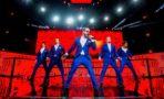 Backstreet Boys Cantando en Espanol