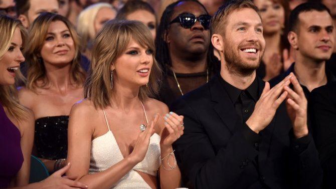 Taylor Swift Calvin Harris Pareja Mejor
