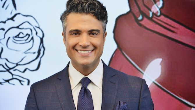 Jaime Camil at Critics' Choice Television