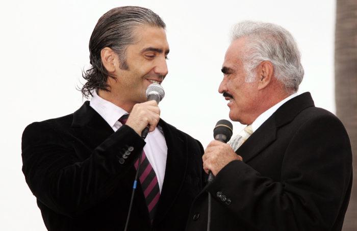 Vicente y Alejandro Fernández