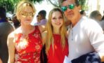 Antonio Banderas Melanie Griffith se reúnen