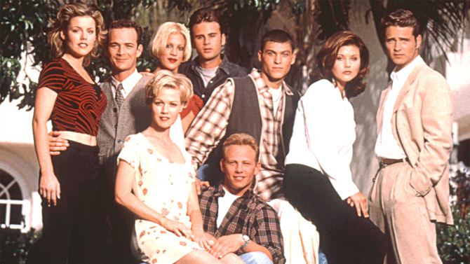 Pelicula Beverly Hills 90210 Lifetime