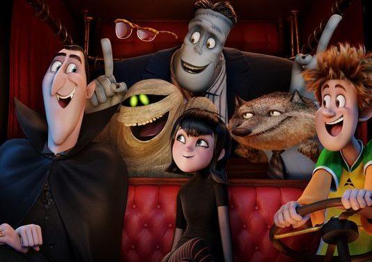 Hotel Transylvania serie animada