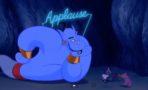 Aladdin Disney película genio