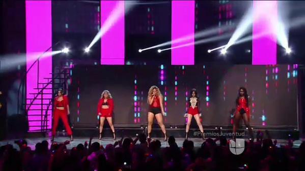 Premios Juventud Fifth Harmony
