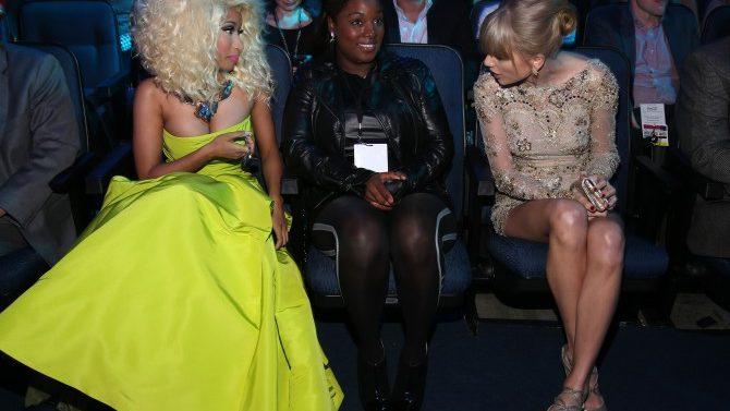 Taylor Swift Se Disculpa Nicki Minaj