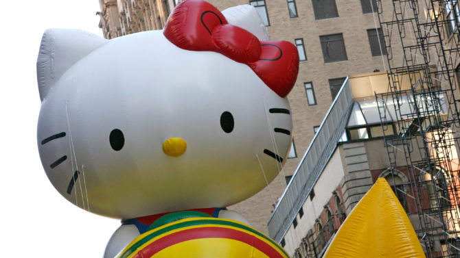 Hello Kitty película