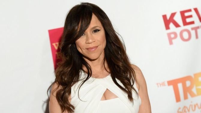 Rosie Perez Se Va De The