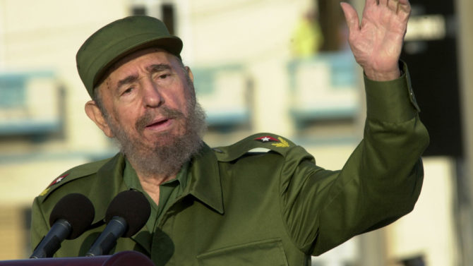 Fidel Castro documental Discovery Channel