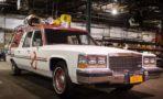 Primera foto del coche de 'Ghostbusters