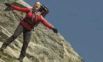 Kate Winslet recrea escena Titanic risco