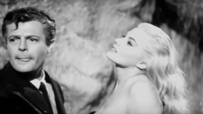 La Dolce Vita Roberto Fellini nueva