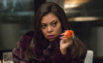 EMPIRE: Cookie (Taraji P. Henson) holds