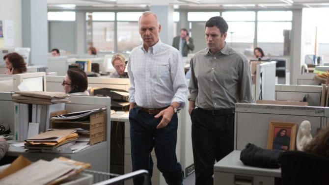 VIDEO: Primer trailer de 'Spotlight' con