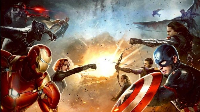 'Captain America: Civil War': Nuevo póster