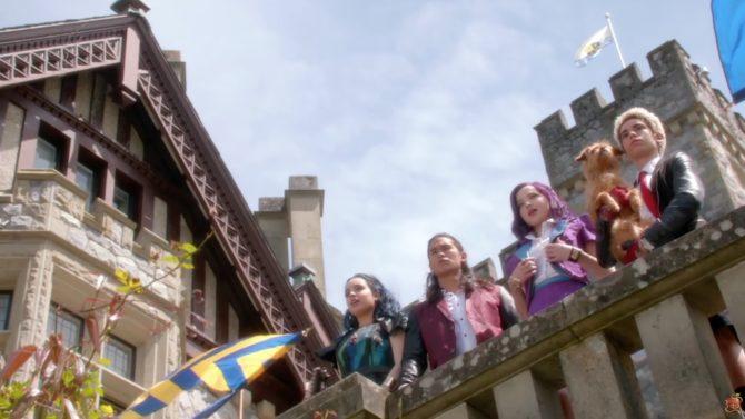 Descendants estreno Disney 6 millones espectadores