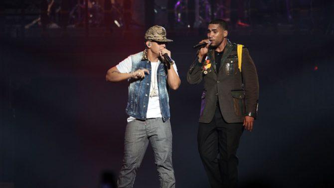 Don Omar Daddy Yankee Gira Juntos