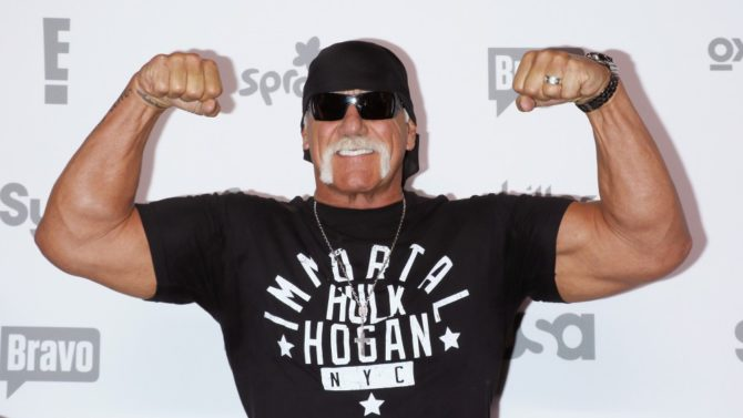 Hulk Hogan Rompe Silencio Racista