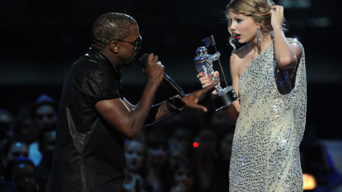 Kanye West dice que Taylor Swift
