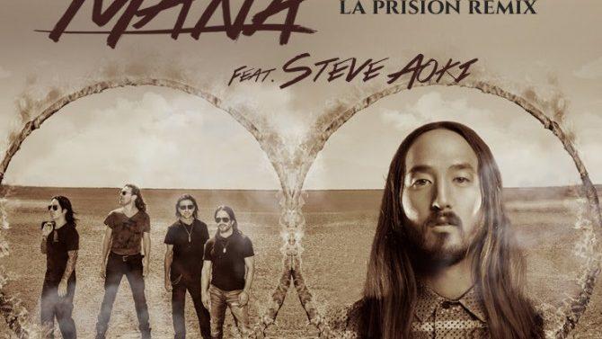 Maná y Steve Aoki: 'La Prisión