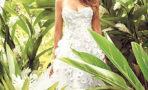 Sofía Vergara en vestido de novia