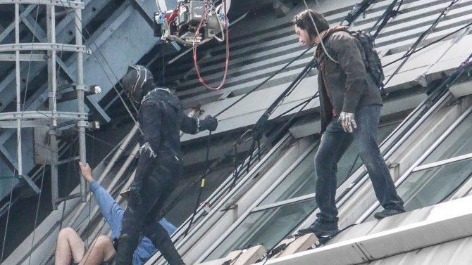 Black Panther Set Captain America