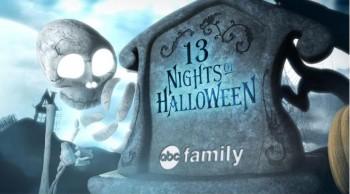 13 Nights of Halloween programación ABC