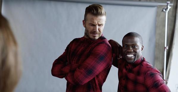 David Beckham Kevin Hart Video
