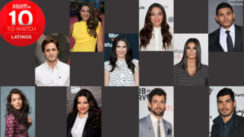 10 Latinos To Watch 2015