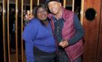 Gabourey Sidibe Russell Simmons