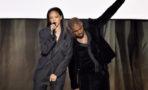 Rihanna y Kanye West