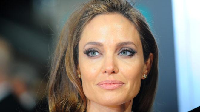 LONDON, ENGLAND - FEBRUARY 16: Actress
