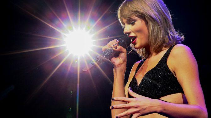 Taylor Swift Gana Emmy