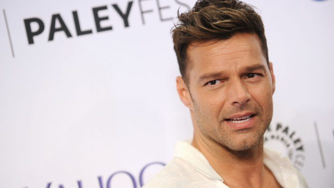 Ricky Martin Habla La Banda Entrevista