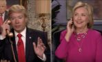 Hillary Clinton entrevista Jimmy Fallon Donald
