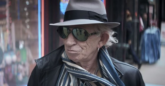 Keith Richards Documental Trailer