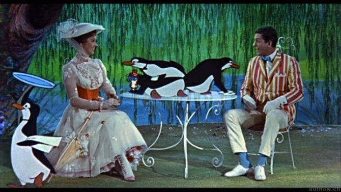 Mary Poppins llegará al cine y