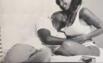 Ne-Yo comprometido papá bebé Crystal Renay