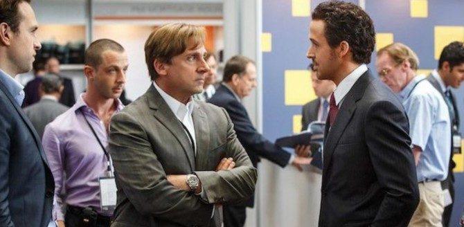 The Big Short Trailer Ryan Gosling