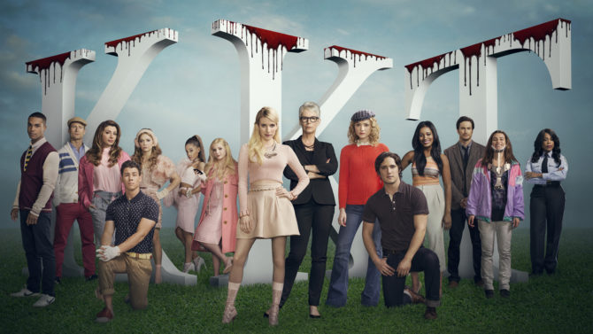 'Scream Queens' tendrá segunda temporada y