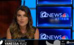 Vanessa Ruíz 12 news Arizona presentadora