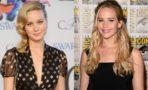 Brie Larson reemplazará a Jennifer Lawrence